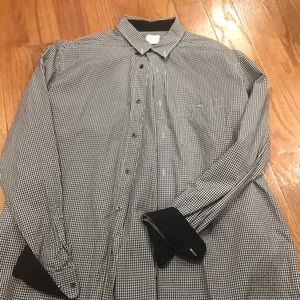 Lacoste long sleeve button up